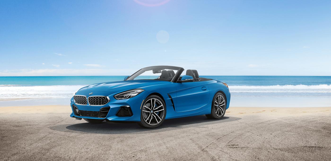 2020 BMW Z4 Design