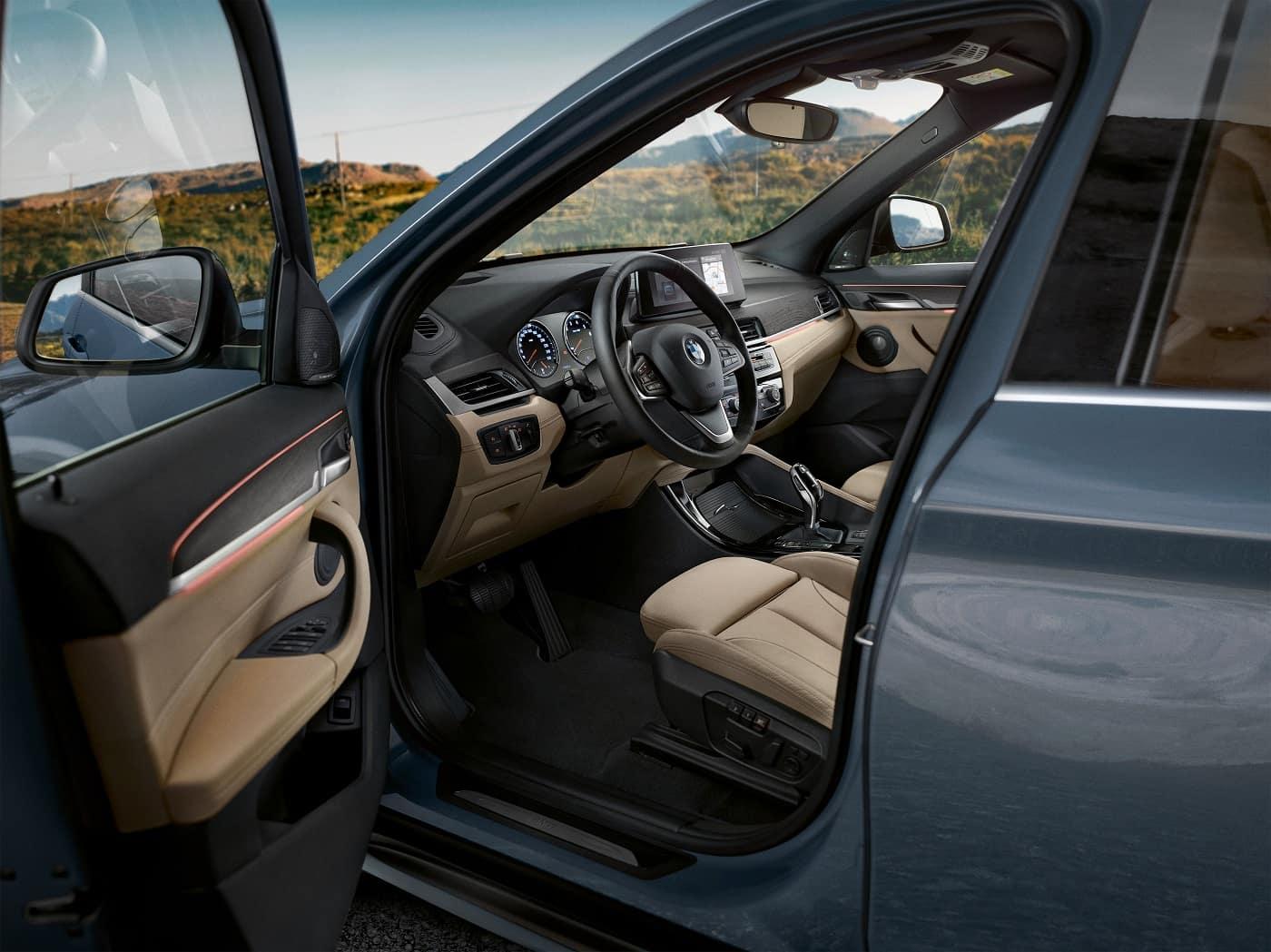 2020 BMW X1 Interior Technology Lancaster PA