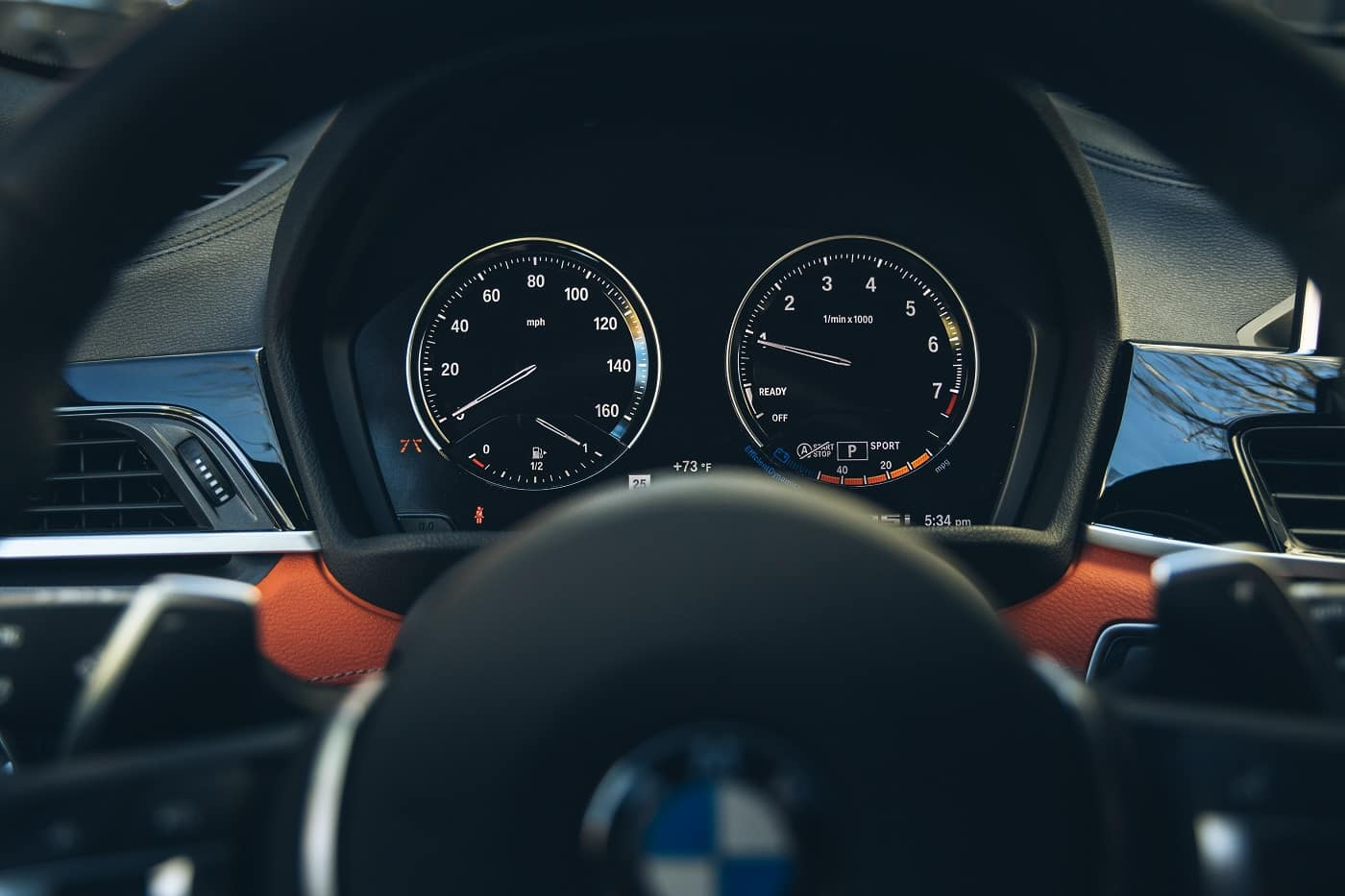 BMW X2 Safety