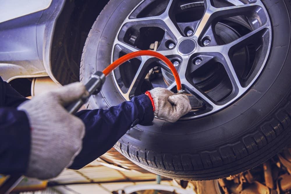 Tire Repair near Me Lancaster PA | Faulkner BMW