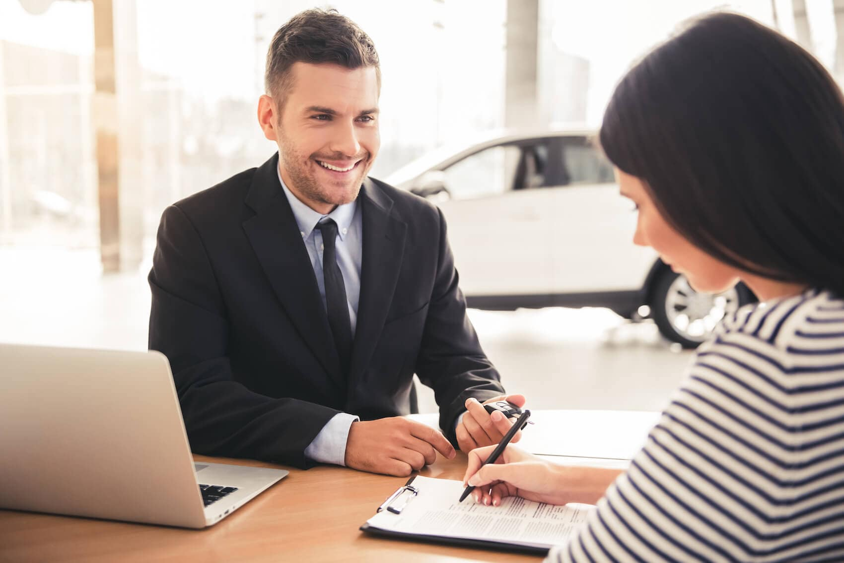 PRE-OWNED FINANCING MADE EASY