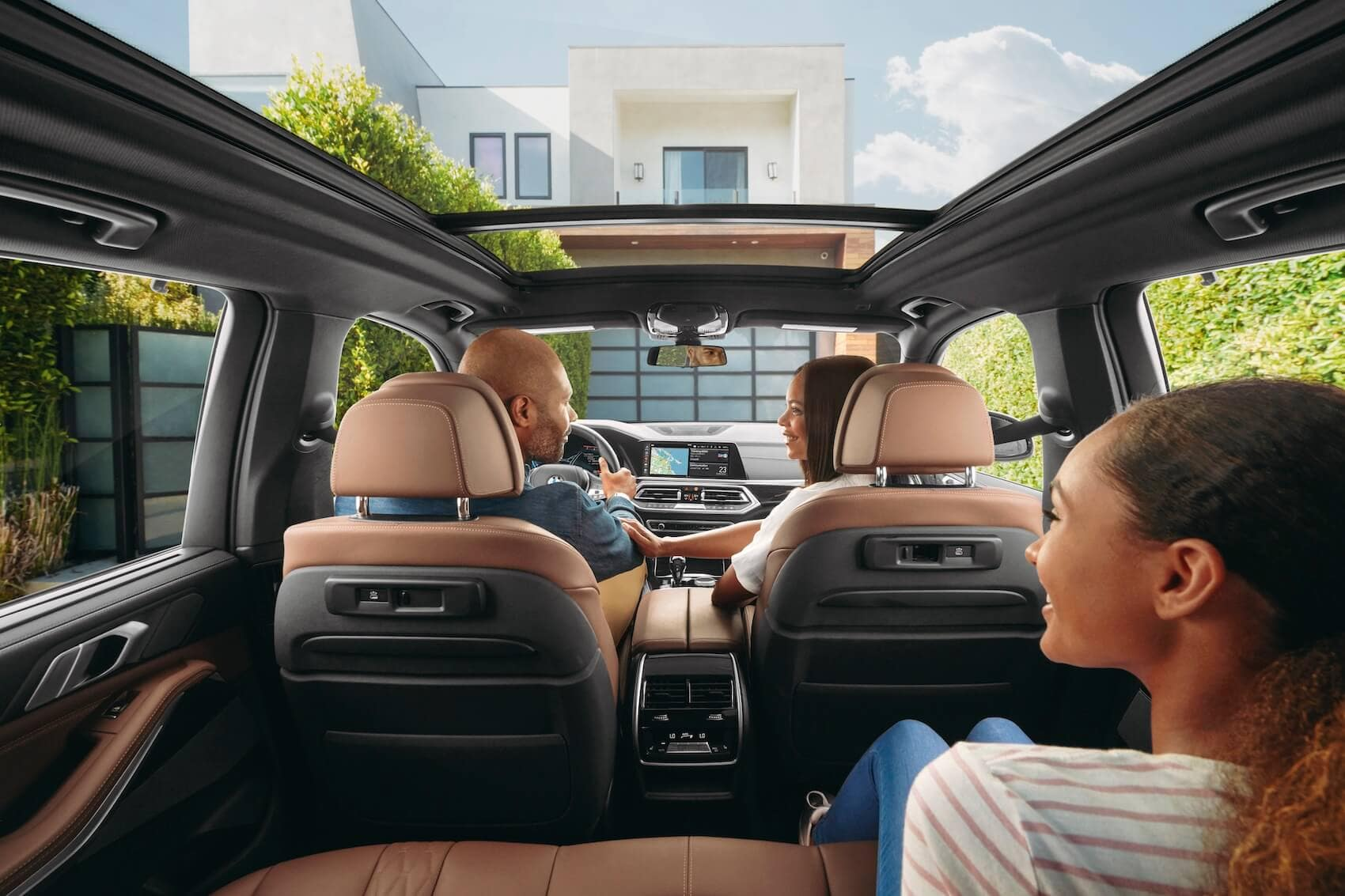BMW X5 Interior: Space and Features Inside the BMW X5