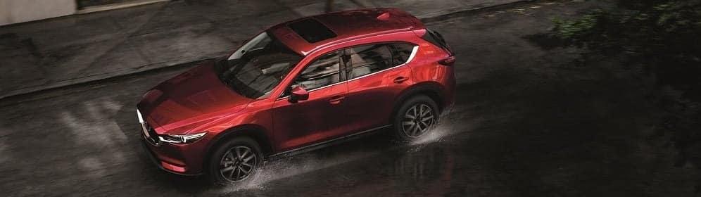 Mazda CX-5 mpg