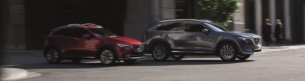 Mazda CX-9 Maintenance Schedule