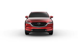 Mazda CX-5 Soul Crystal Red