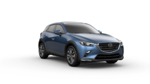 2019 CX-3 Grand Touring - Eternal Blue