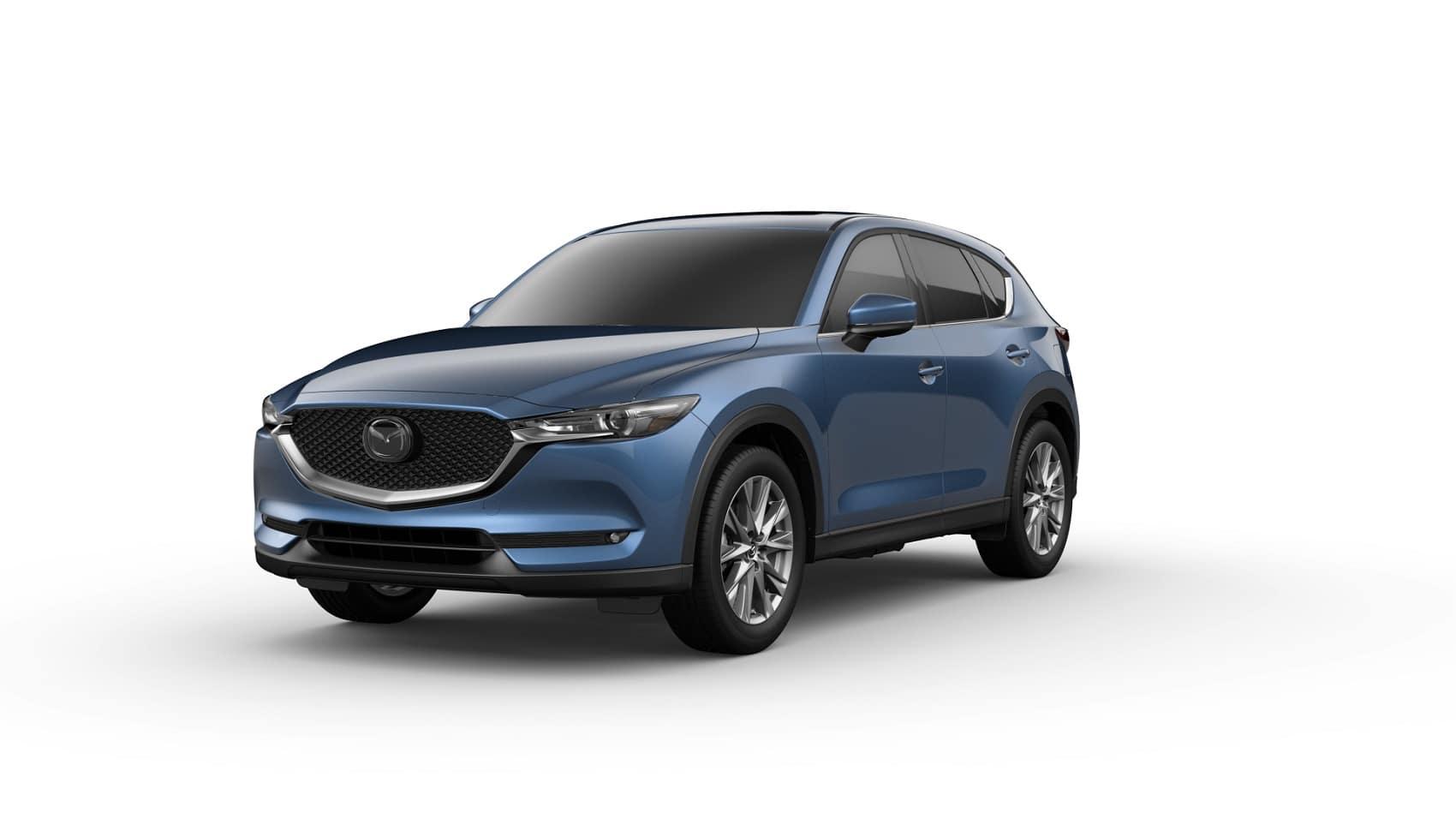 2019 Mazda CX5 GTR Eternal Blue_