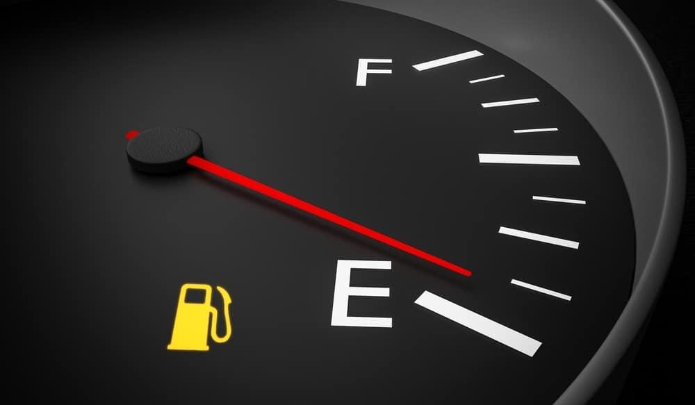 Low Fuel Indicator