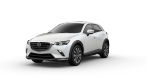 2019 CX-3 Grand Touring - Snowflake White Pearl