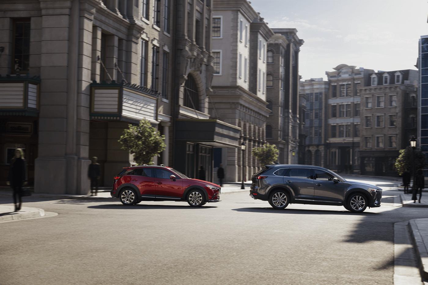 Mazda CX-3 Inventory