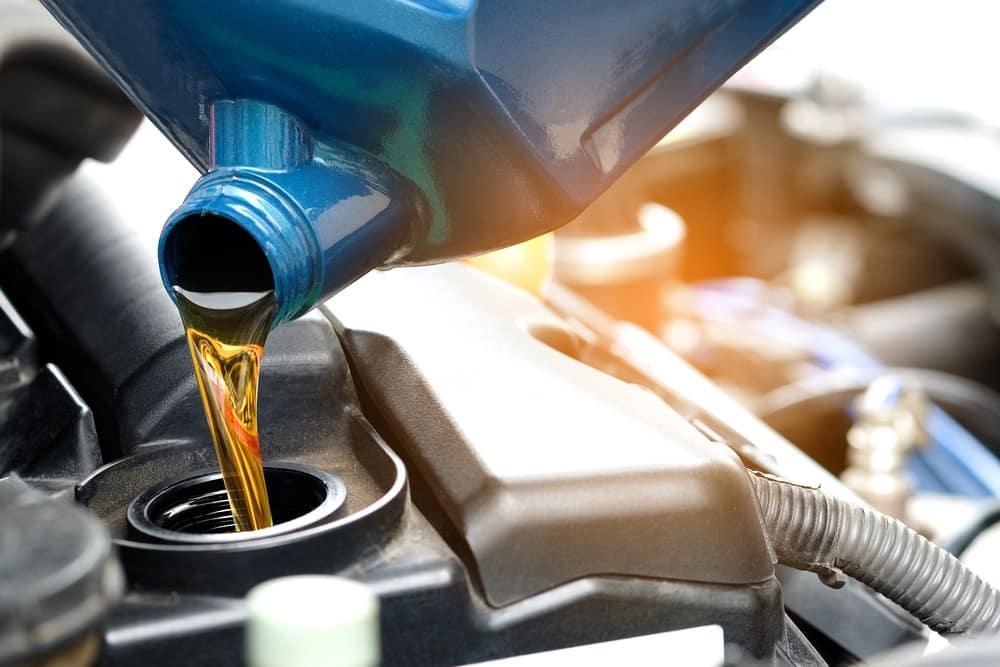 Mazda Oil Change