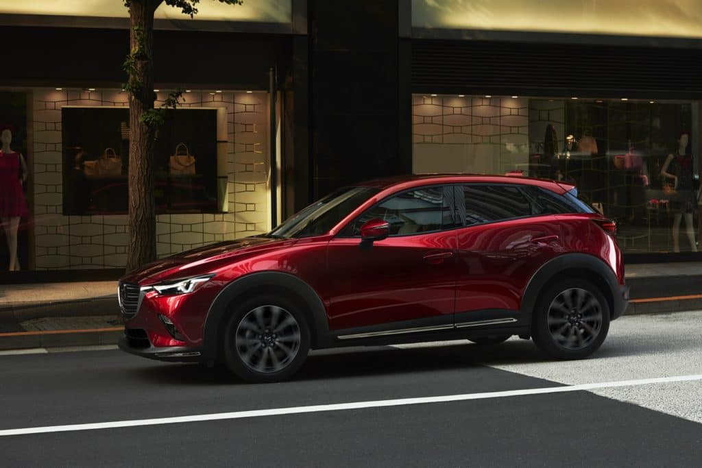 MAZDA CX-3 MPG reviews