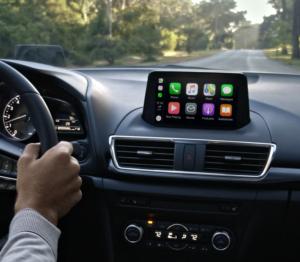 Mazda3 Apple Car Play