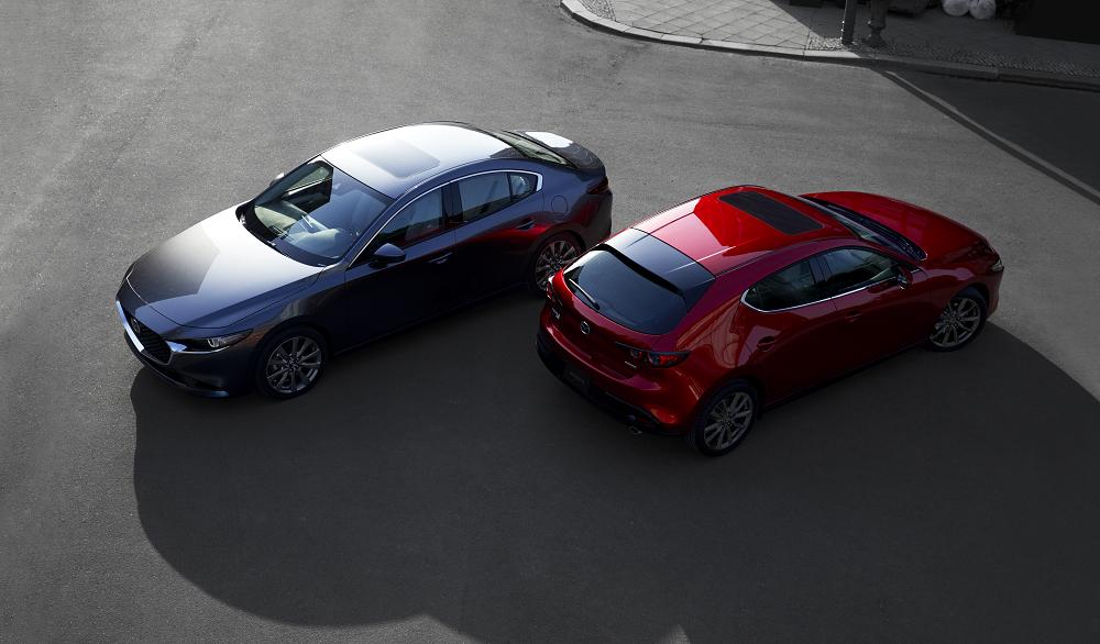 Mazda3 Specs