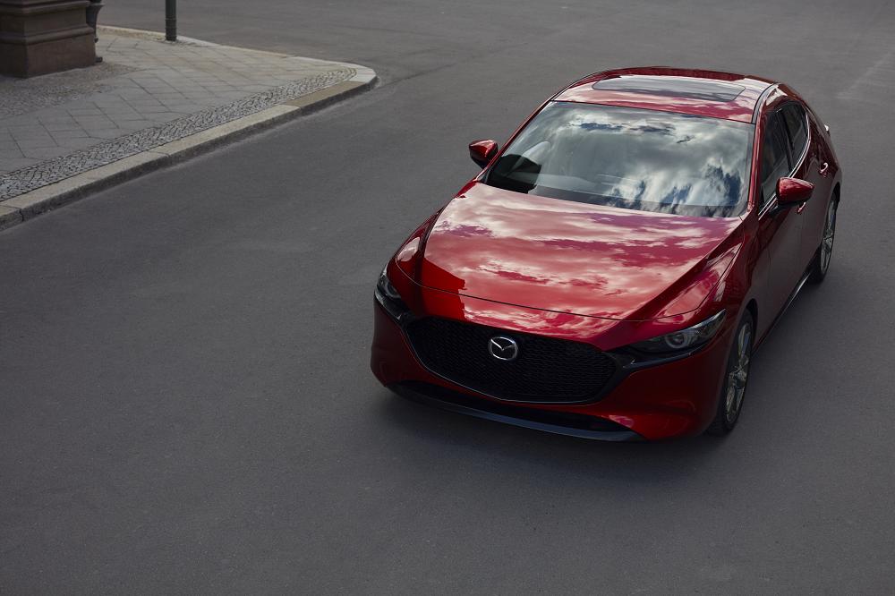 Mazda3 Crystal Soul Red