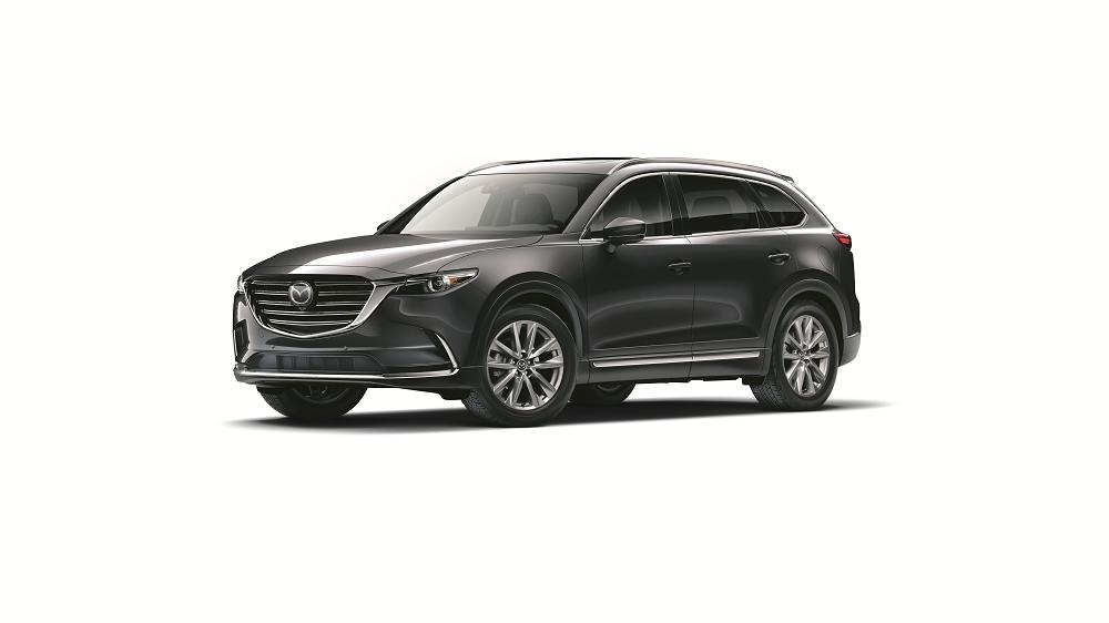 Mazda CX-9 Machine Gray
