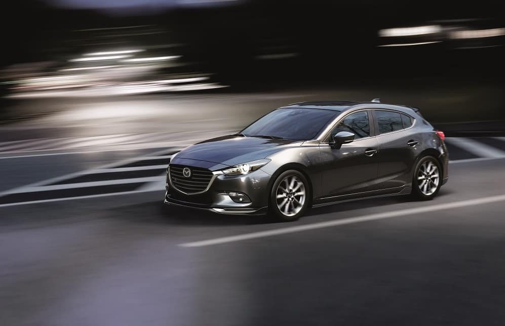 Mazda3 Performance and Speed Rating