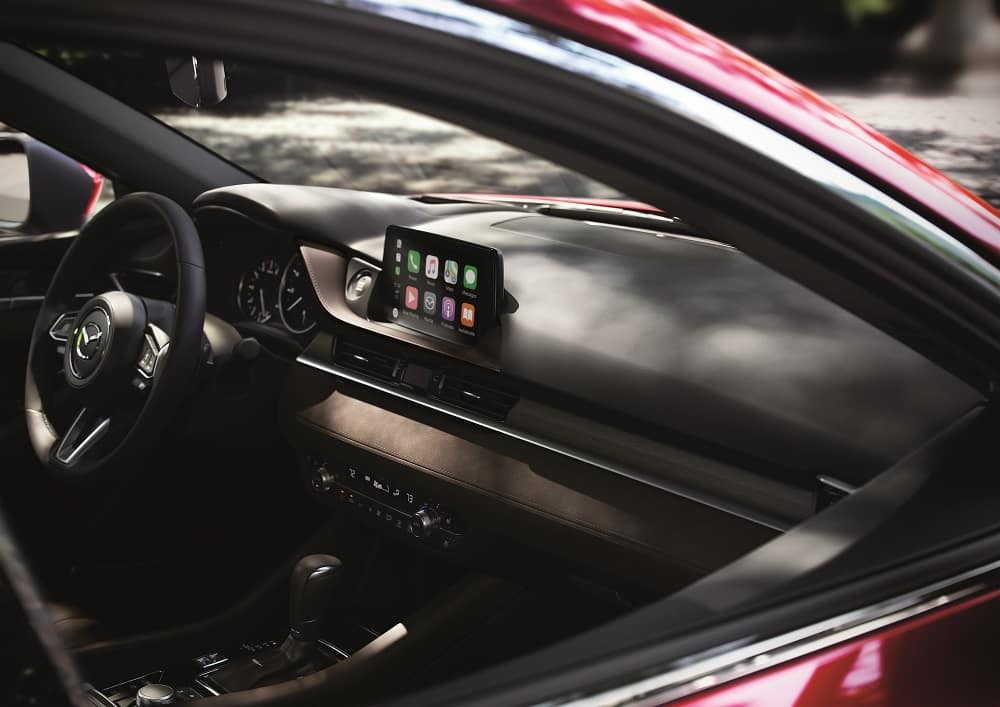 Mazda6 Interior Technology