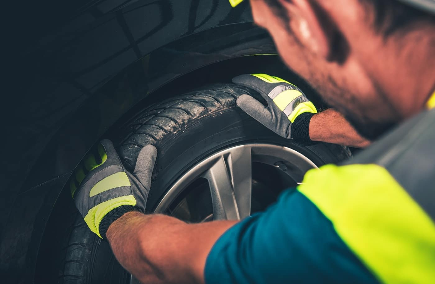 Tire Rotation at Used Car Dealer Fairless Hills PA