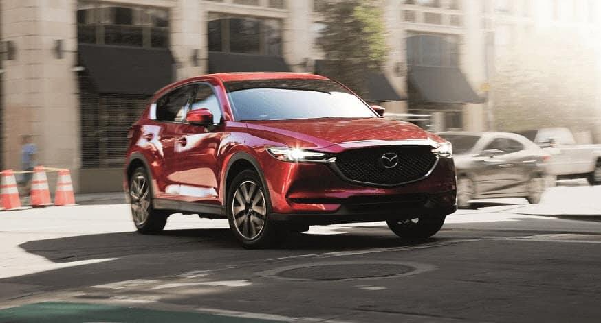 Mazda CX-5 Engine Specs