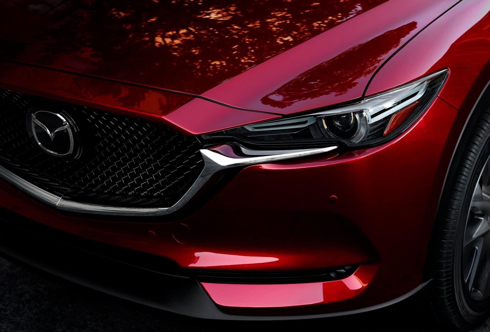 Mazda CX-5 Headlights