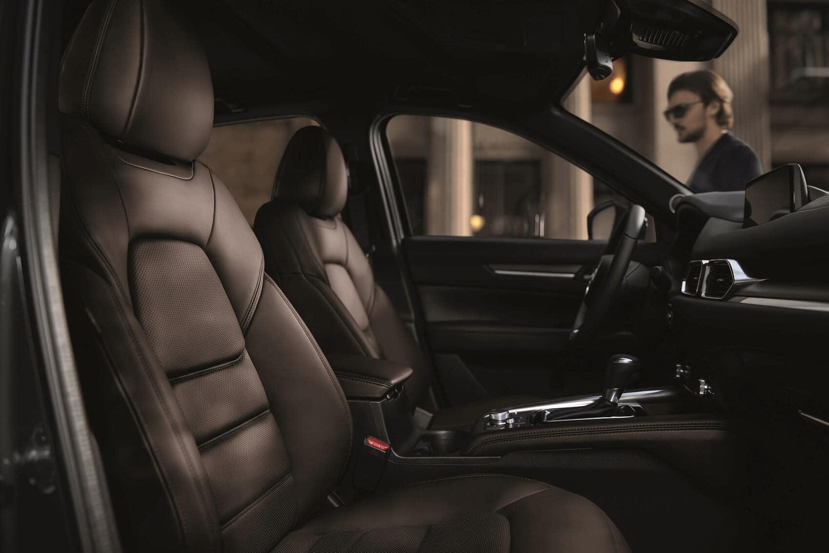 Mazda CX-5 Interior Space