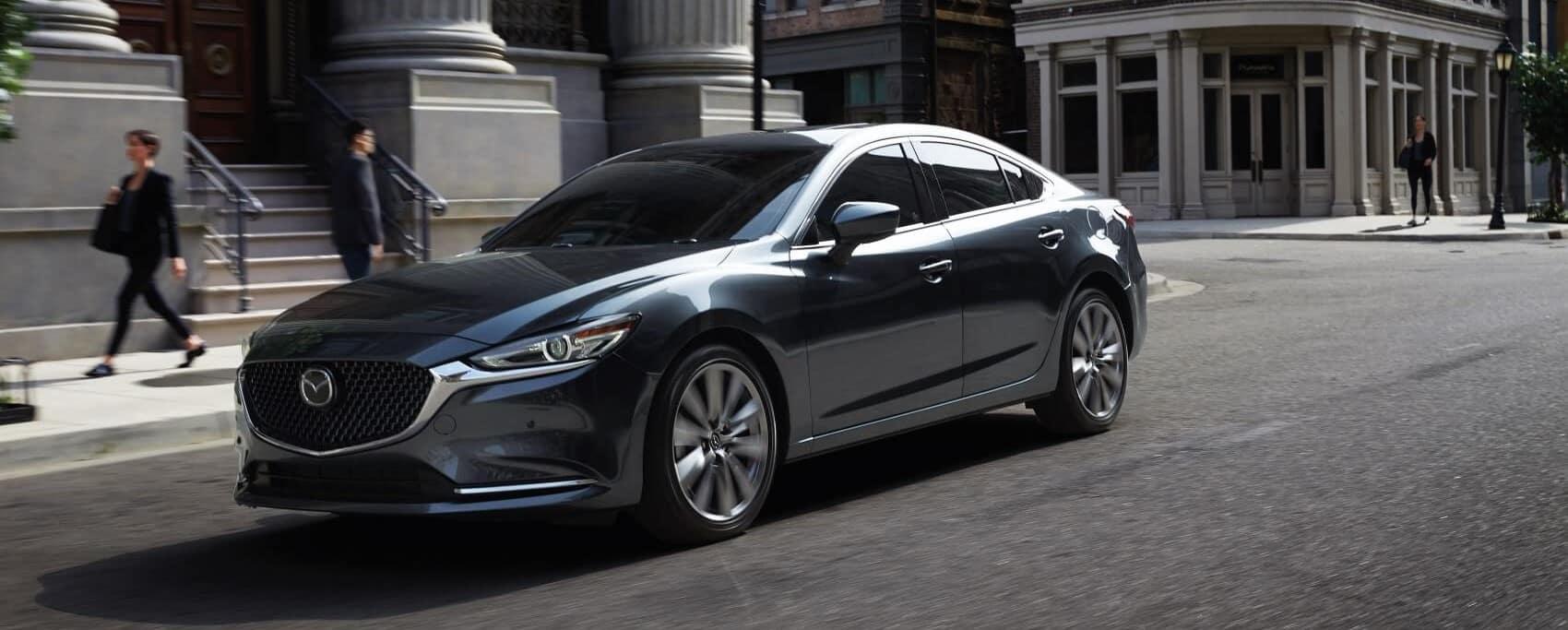 Mazda6 Fuel Economy