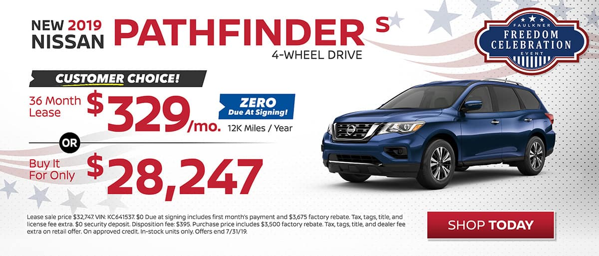 Pathfinder buy or lease