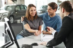 Buying a Vehicle at Faulkner Nissan