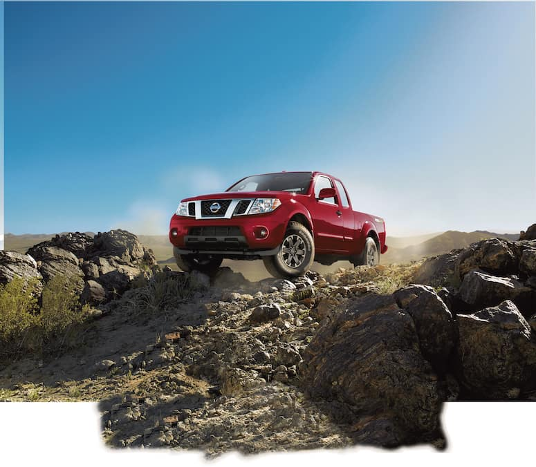 2019 Nissan Frontier Lava Red