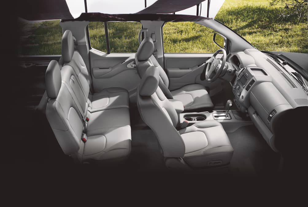 Nissan Frontier Seating