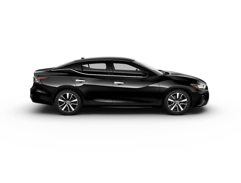 2020 Maxima S Super Black