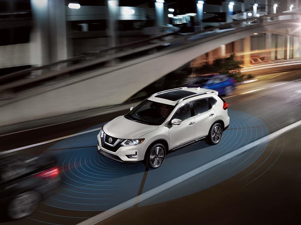 Nissan Rogue vs Nissan Murano