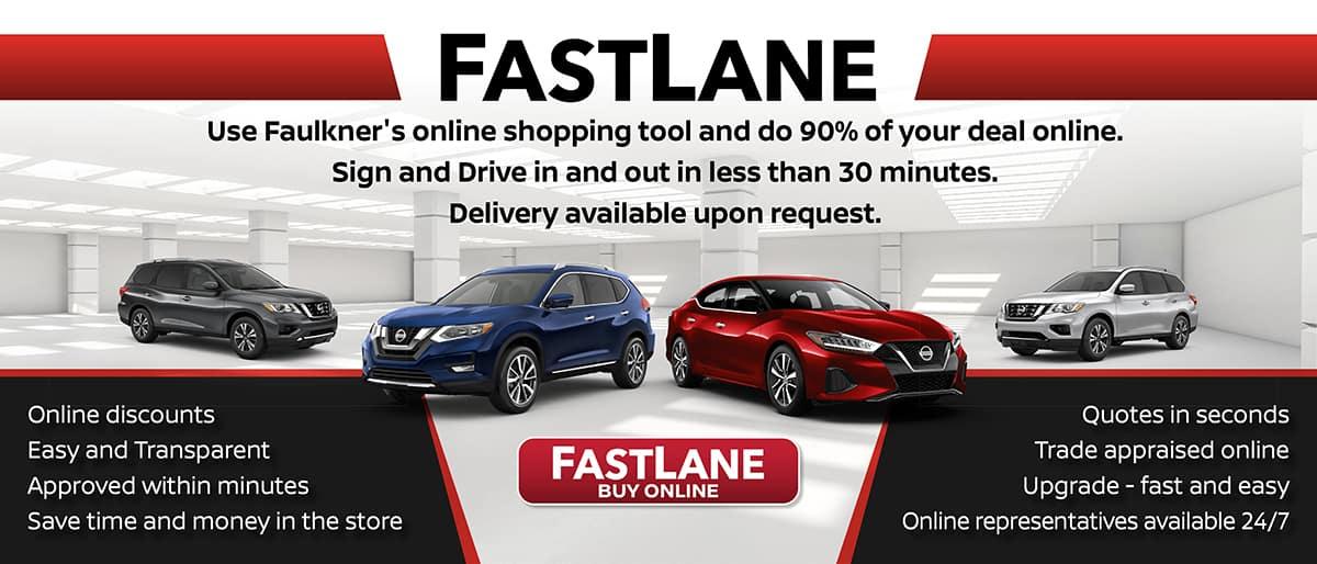 Buy Nissan Online