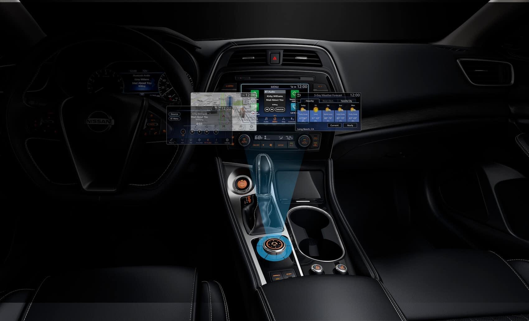 2020 Nissan Maxima technology Jenkintown, PA