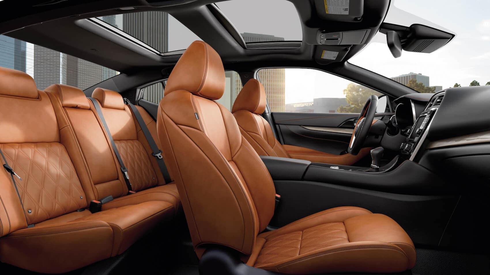 2020 Nissan Maxima interior Jenkintown, PA