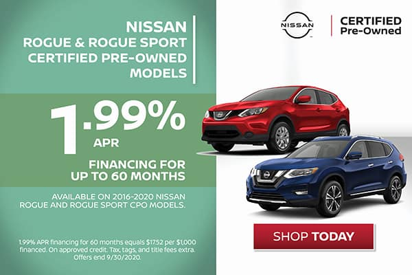 Certified Pre-Owned - 0% Financing Available