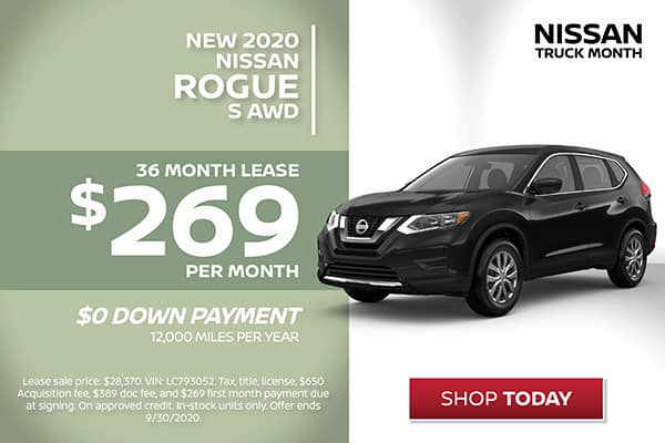 Rogue Lease Special