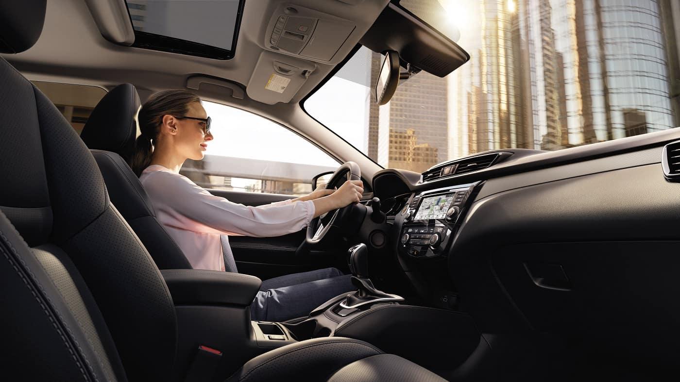 Nissan Rogue Sport Technology