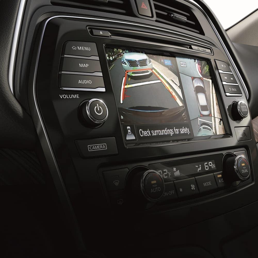 Nissan Maxima Safety Tech