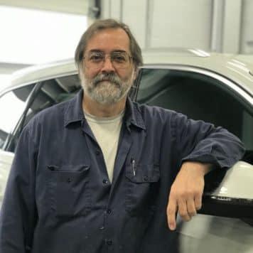 Harold Kauffman