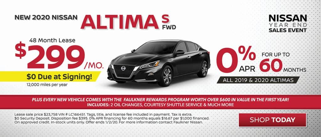 Altima Specials