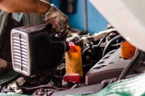 What's the Purpose of Transmission Fluid?