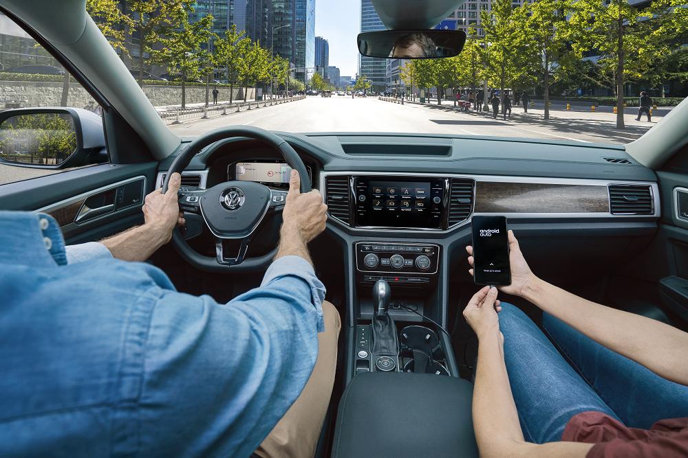 2019 Volkswagen Atlas Technology