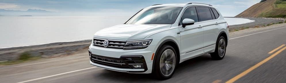 VW Tiguan Lease