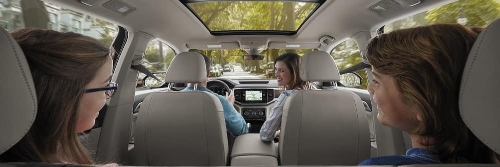 2019 VW Atlas Interior