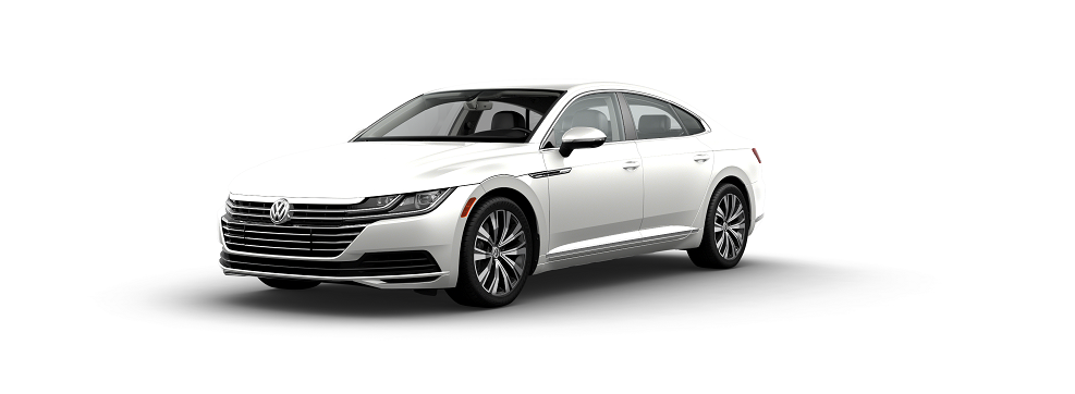 2019 VW Arteon White