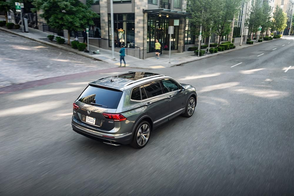 VW Tiguan Performance
