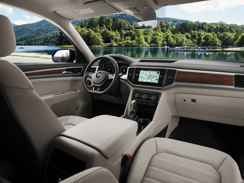 Volkswagen Atlas Interior Convenience