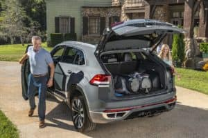 Volkswagen Atlas Towing Capacity and Cargo Space
